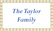 Taylor Family